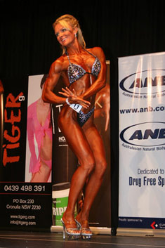 Competition Make-up for Body Building, Ballroom Dancing and Performance