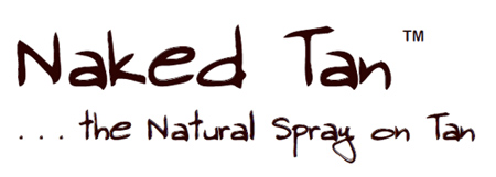Naked Tan - The  Natural Spray on Tan