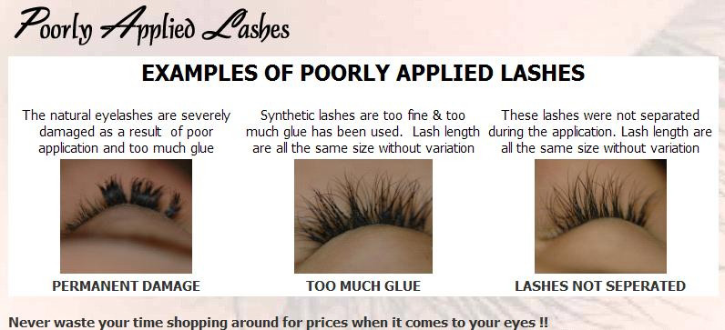 Best Eyelash Extensions Northern Beaches