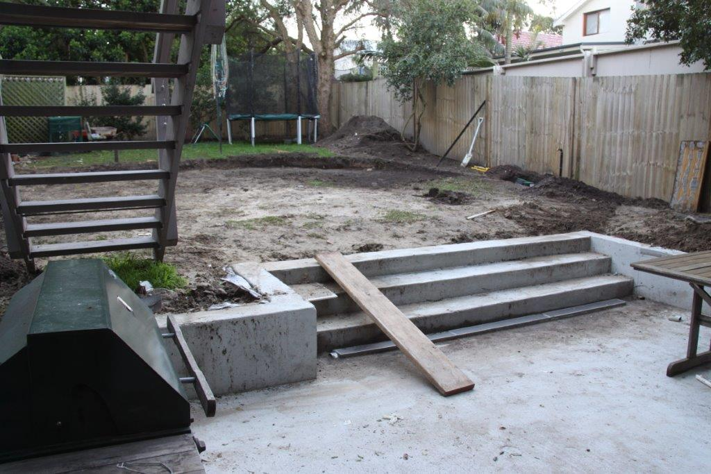Sydney Landscape Construction