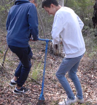 Science Stage 4 Field Study Excursion