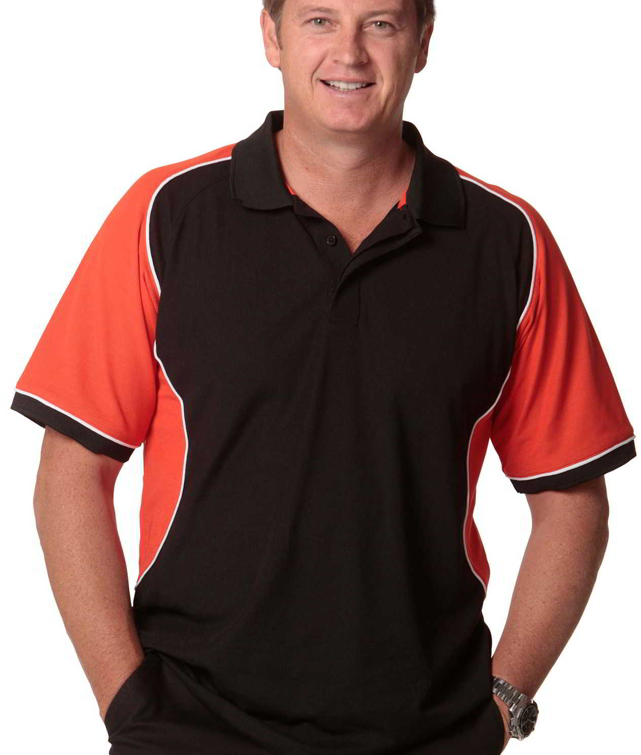 PS77 True Dry Arena Polo shirts, Quick Dry