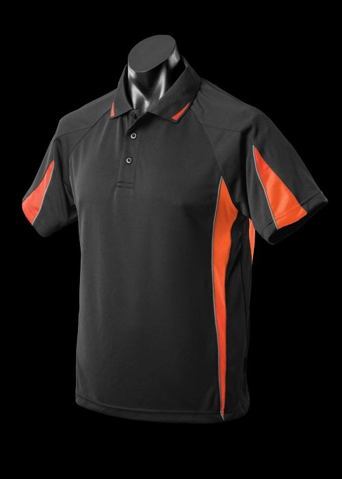 Euruka polo/new colours/2_1304_black_orange small.