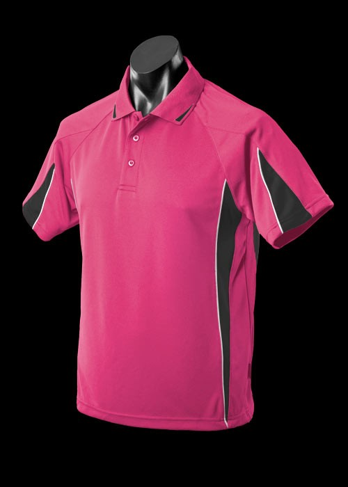 Euruka polo/new colours/1_1304-hotpink-black