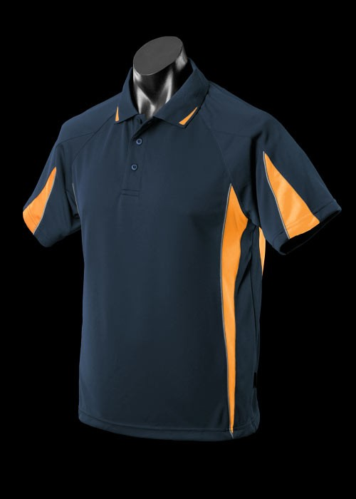 Euruka polo/new colours/1_1304_Navy-Gold