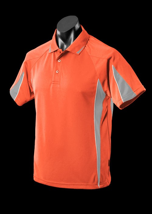 Euruka polo/new colours/1_1304_orange-charcoal