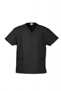 HEALTH BEAUTY/classic unisex scrubs/scrubs/H10612_Black