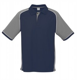 Biz collection/nitro polo/P10112_Navy_Grey.