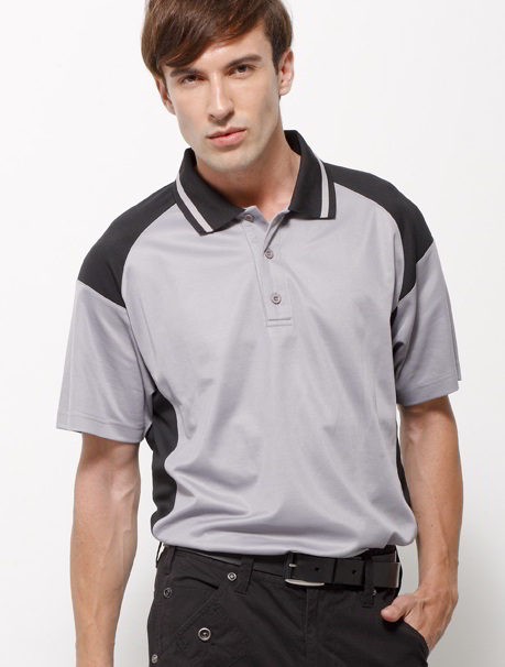 Incline polo SHIRT