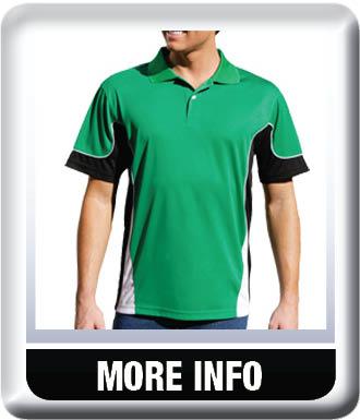 Century Polo shirts