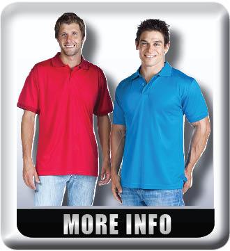 Aero Polo shirts