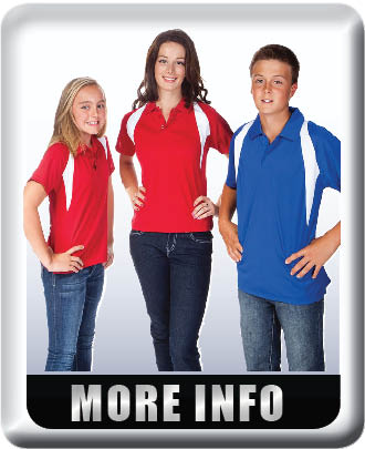 Excel Polo shirts