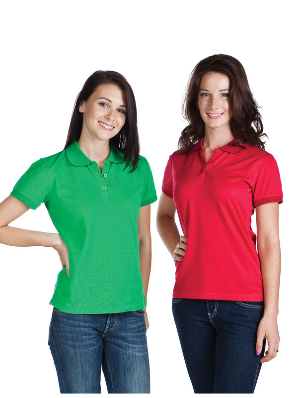 Ladies Aero polo shirt Quoz