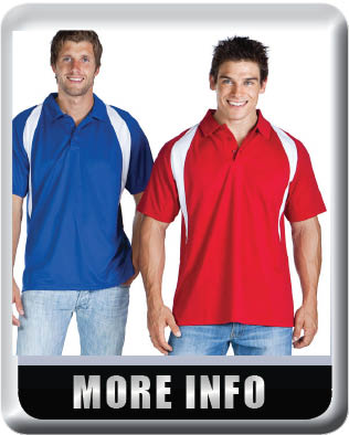 Excel mens polo shirt