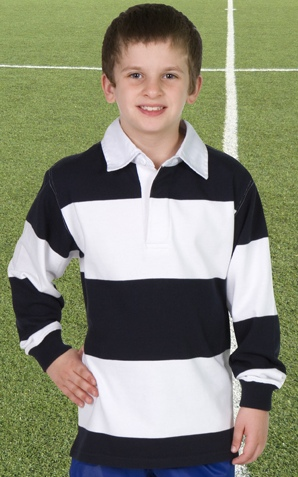 Kids Rugby Jumper