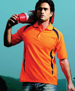 SP0752 Hi Vis Safety Polo Style Polo