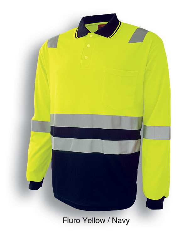 SP0537 Hi Vis Safety Polo
