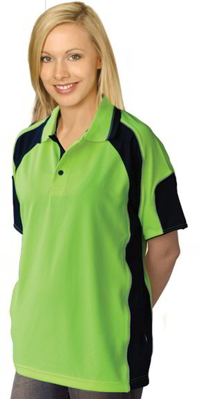 SW61 SW62   Safety Polo shirts UNDERARM MESH