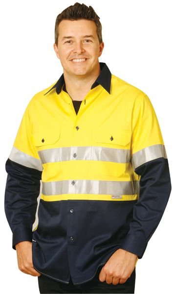 sw60 Safety work shirt shirt