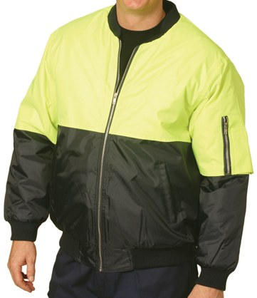 SW06 Vis Flying Jacket