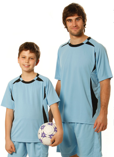 soccer t-shirt kids and adult