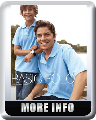 plain bocini polo shirt