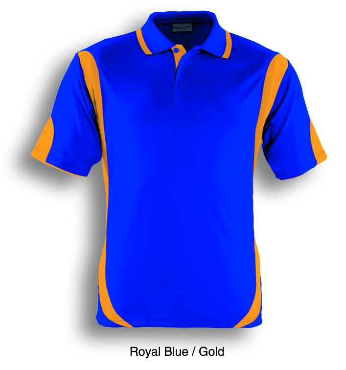 Mens Polyester Polo Shirts