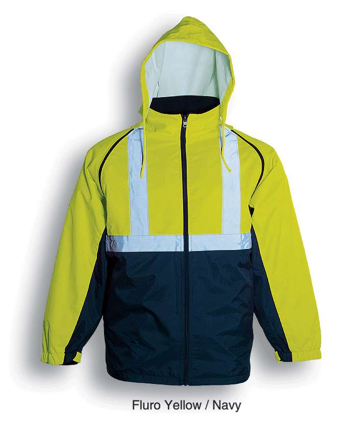 SJ0432 Hi Vis Safety JACKET