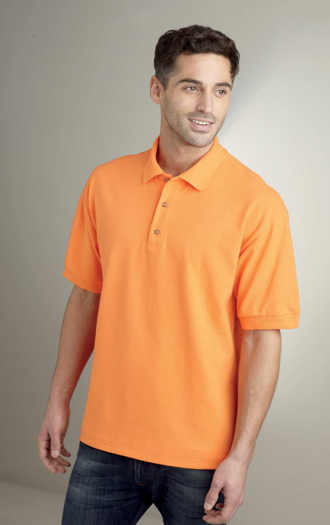 gildan/3800 polo shirt/3800 top photo n