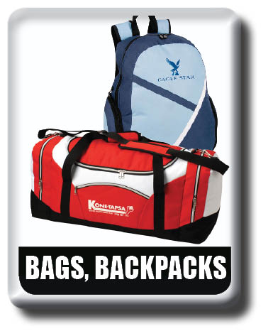 sports bags and Backpacks, huge range of styles and colours