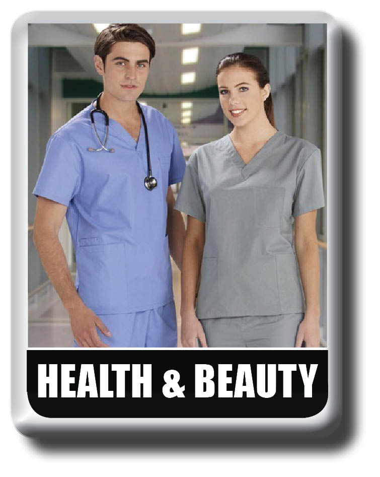 health and beauty clothing