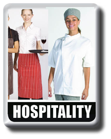 hospitalty aprons