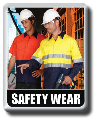 safety wear,Hi Vis Workwear, Work shirts, Safety Vest and Jacket, great range