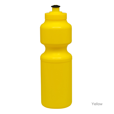 Sports Bottle 750ml Yellow