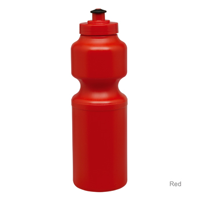 Sports Bottle 750ml RED
