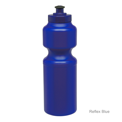 Sports Bottle Reflex Blue