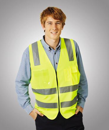 V85 Executive Day Night Vest