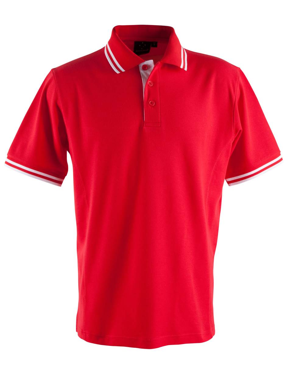 Brooks True Dry Polo shirts, Quick Dry