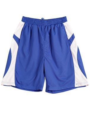 sportswear/basketball/Royal_white SHORTS