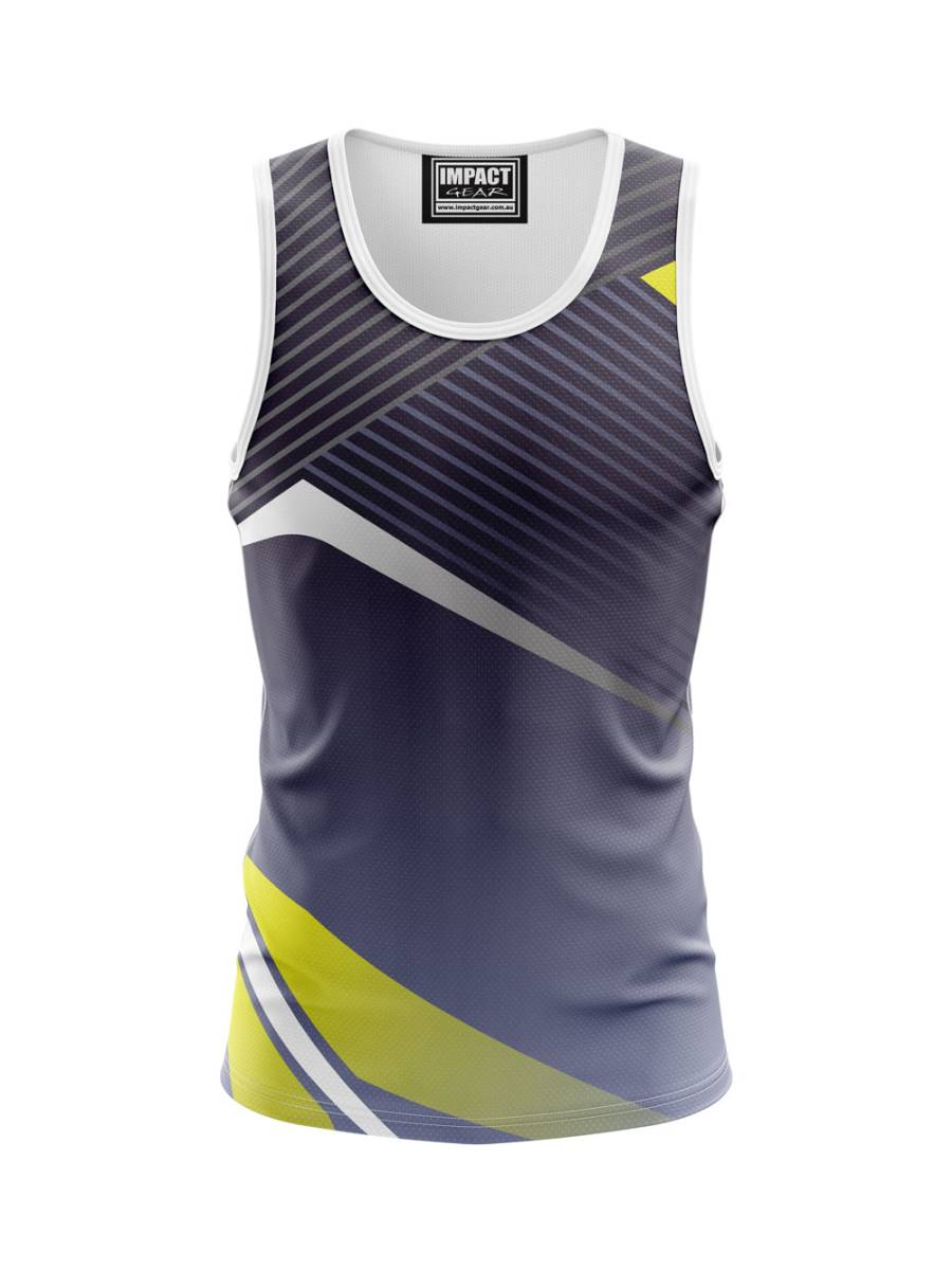 FP S42 Sublimated Singlet