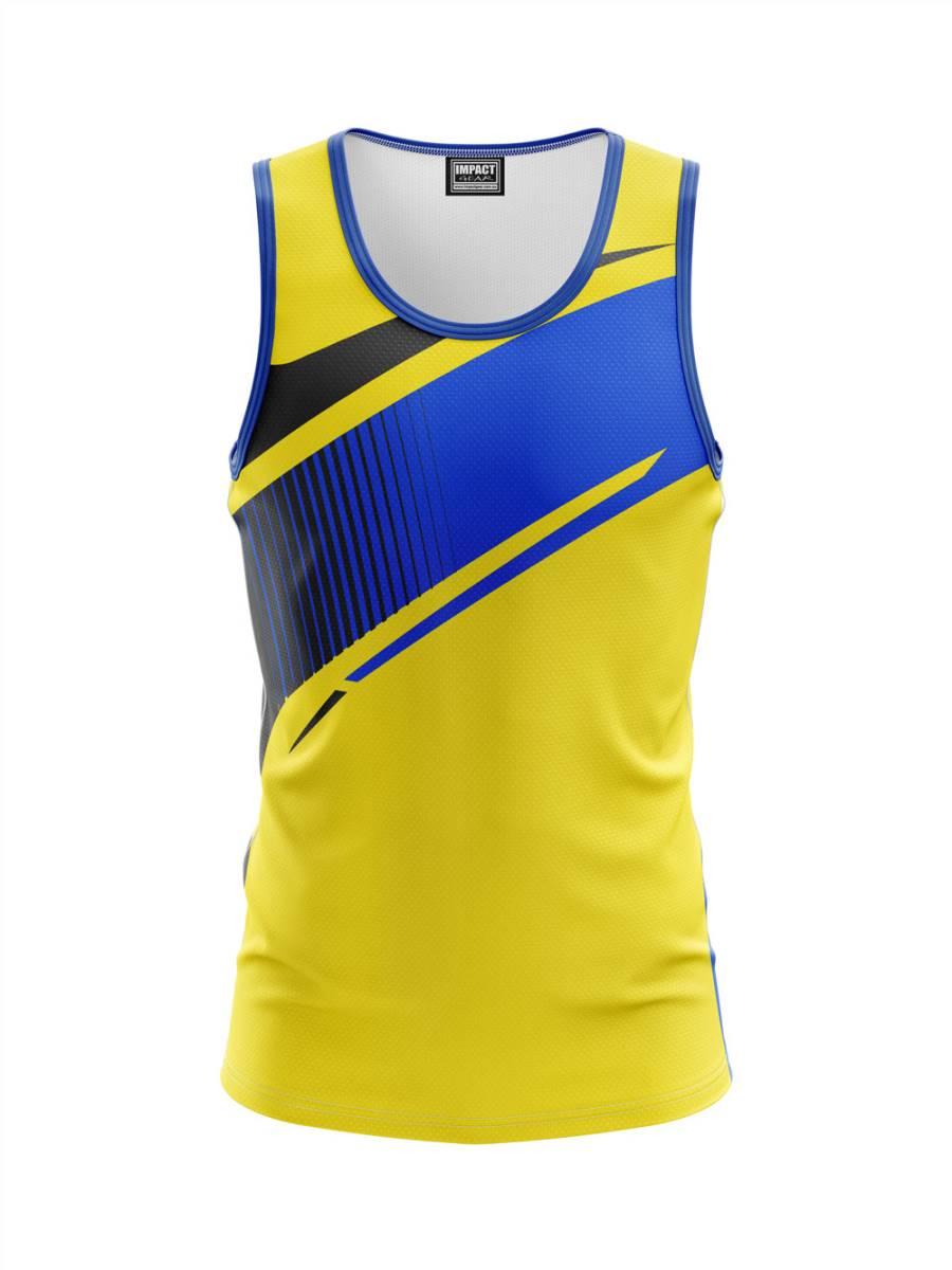 FP S79 Fully Printed Custom made Singlet Sublimated