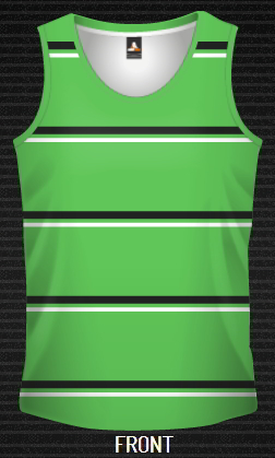 Sublimated Singlet , Double Bay, Design your own, QLD