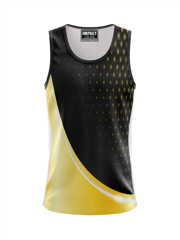 Fully Dye Sublimated Singlet