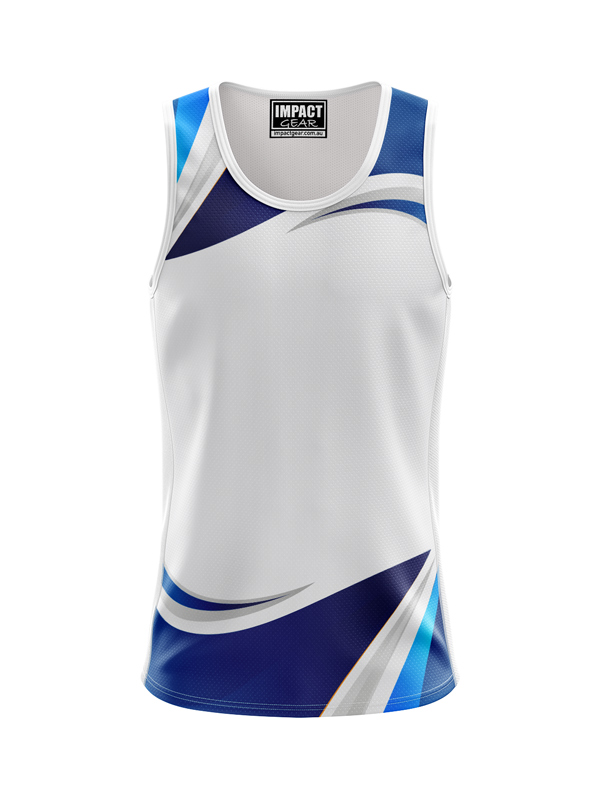 Sublimated Singlet Waves 1