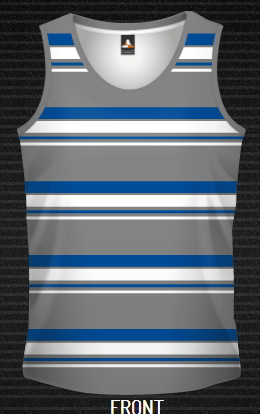 Sublimated Singlet Nelson Bay