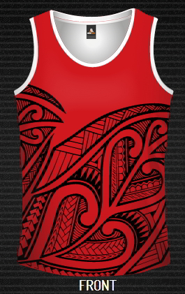 Sublimated Singlet Ocean