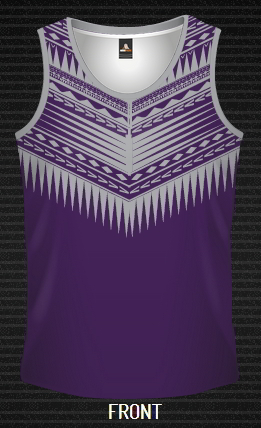 Sublimated Singlet Tribe