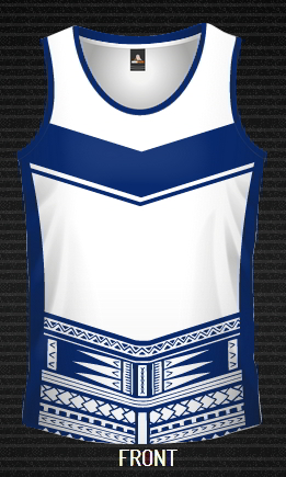 Sublimated Singlet Warrior