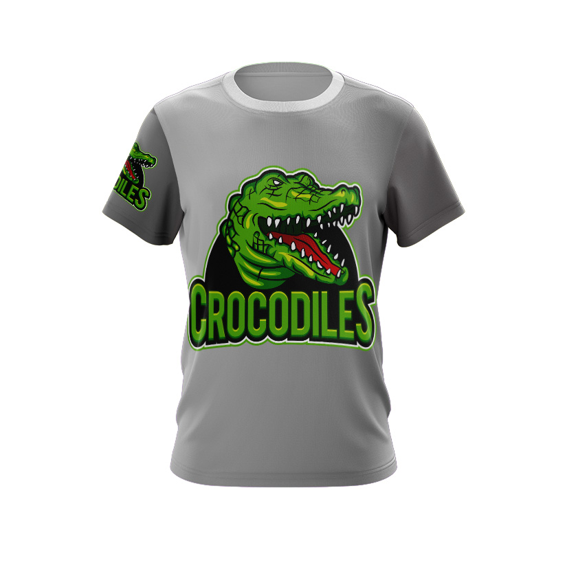 Fully Dye Sublimated T-shirt Croc