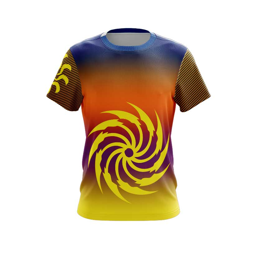 DescriptiDye Sublimated T-shirt Muti Colour